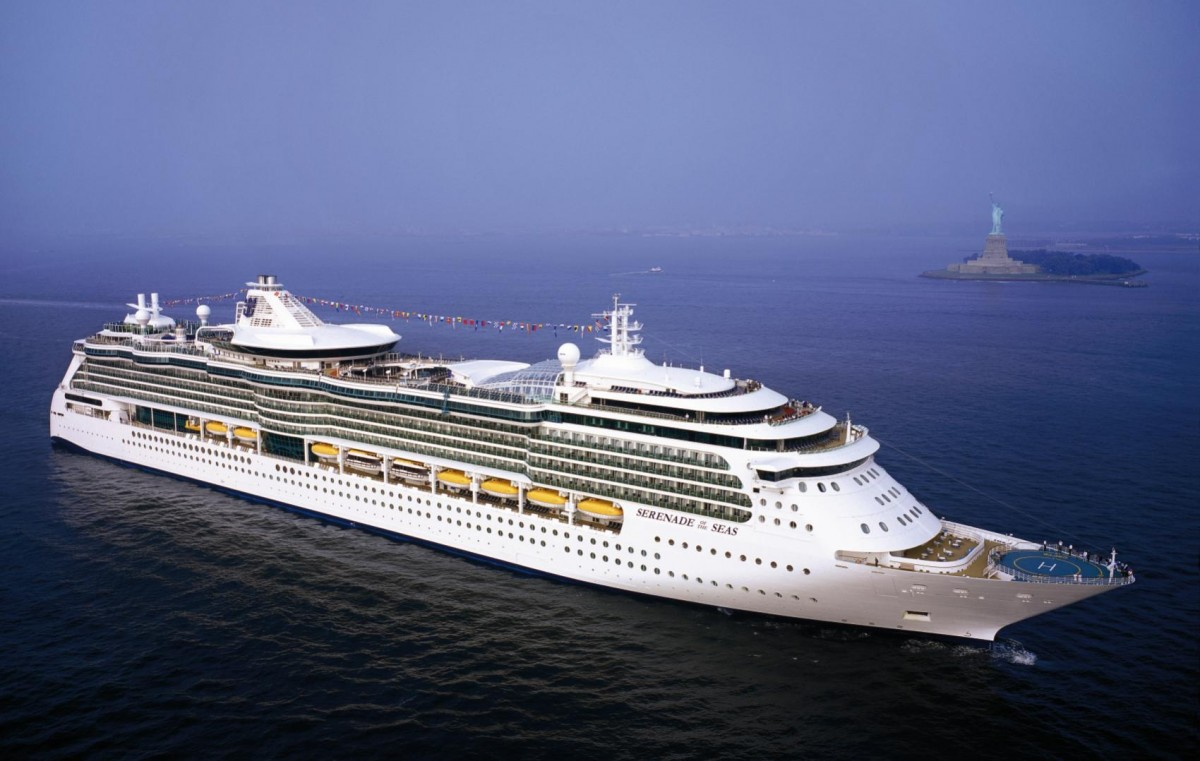 Transatlantic Royal Caribbean Cruise Trip to Europe