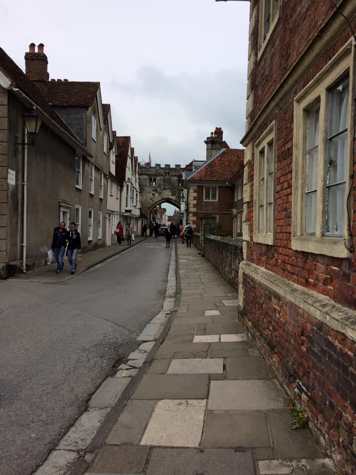 Salisbury UK