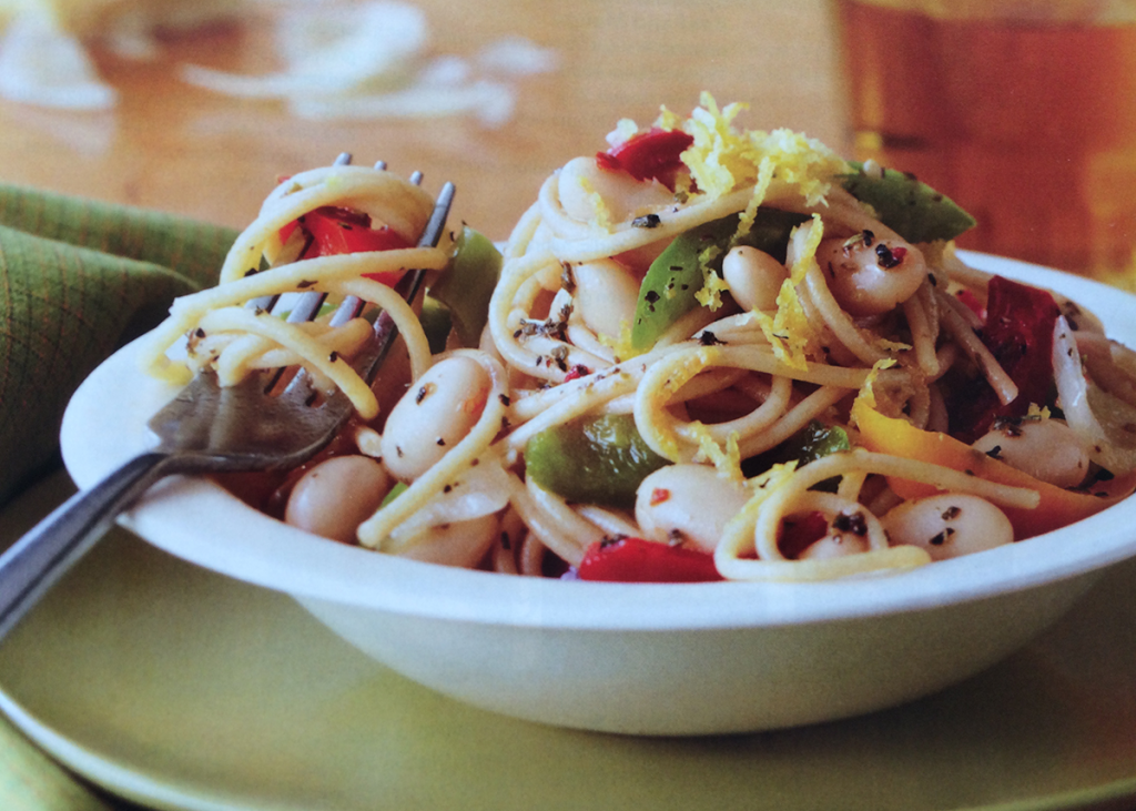 Vegetarian Pasta Premavara