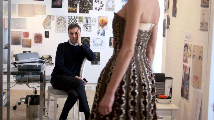 Christian Dior and Raf Simons