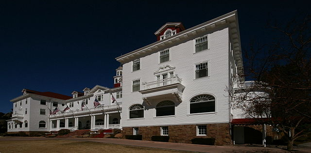 Stanley Hotel in Estes Park Colorado