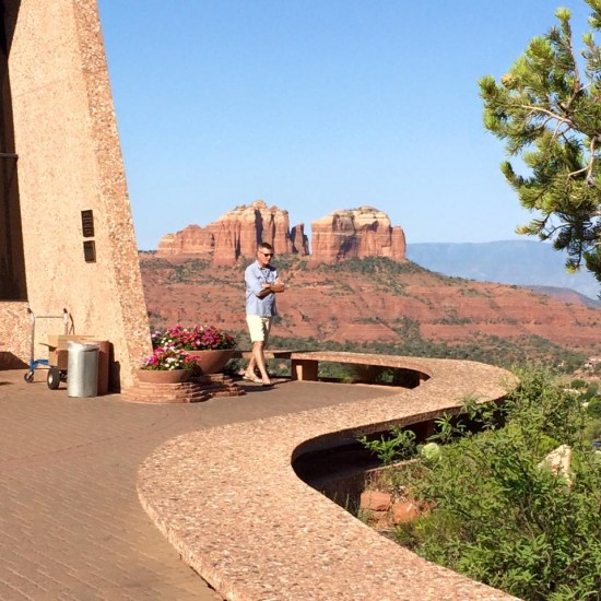 Church of the Holy Cross Sedona Arizona