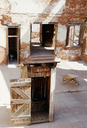 Jerome Wishing Outhouse