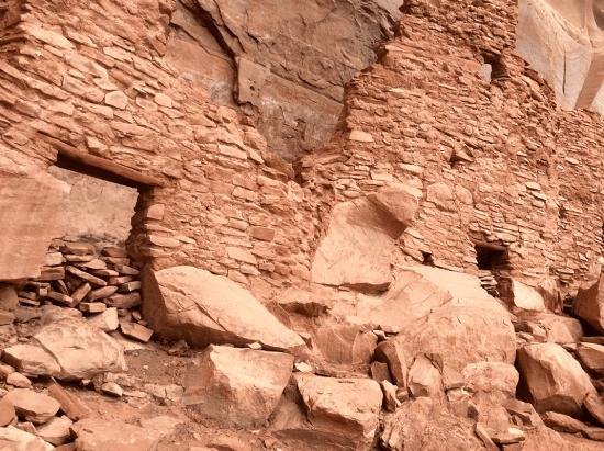 Palatki Heritage Cave Dwellings in Sedona Arizona