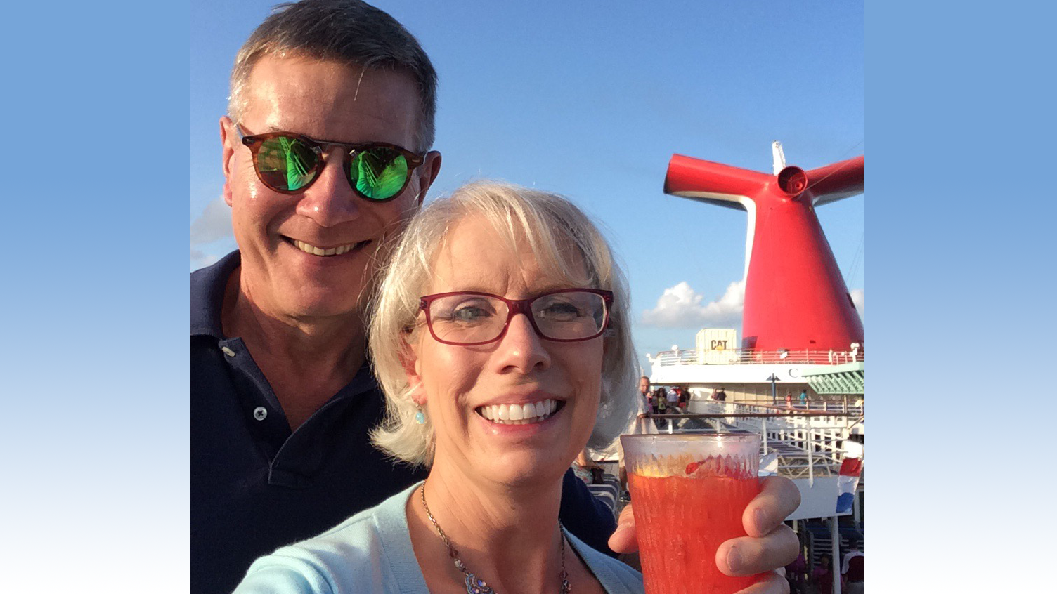 Carnival Cruise of the Caribbean with the Wilsons